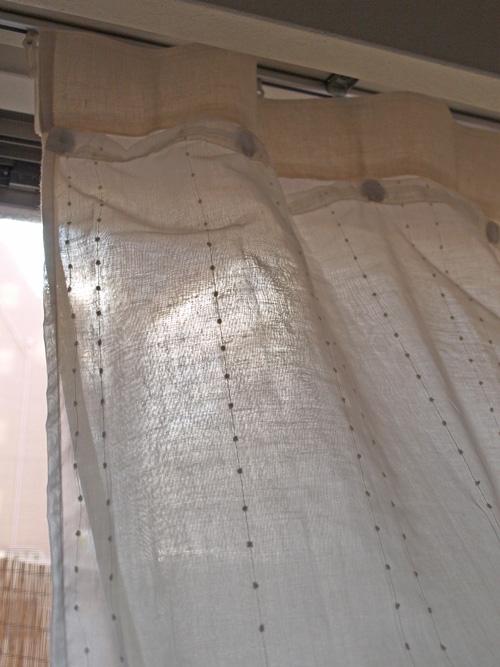カーテン:オリジナルカーテン
