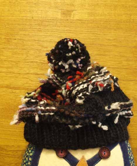 編み帽 お子様用