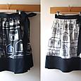 スカート 巻きスカート
