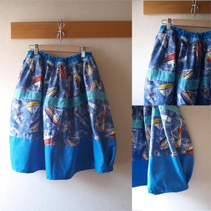 スカート マリンスカート