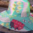 hat…リバーシブル帽子
